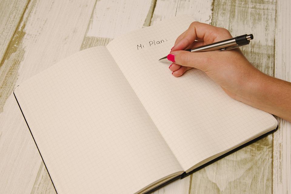 Hábitos que te ayudarán a escribir más